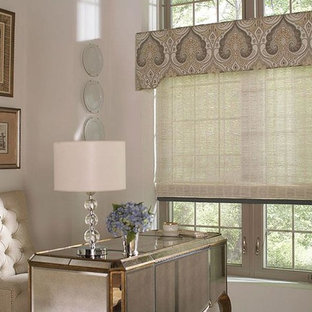 WOVEN WOOD ROMAN SHADES - VALANCE - Lafayette Manh TrucWindows Dressed Up is you
