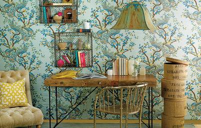 Lo Stile Bohemian Jungle (Anche in Home Office!)