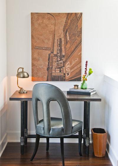 Modern Home Office By Katy Sullivan Designs