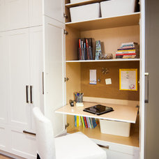 Transitional Home Office by TQ Construction Ltd