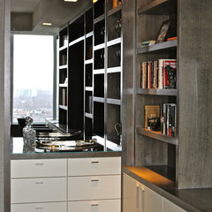 contemporary home office by The Home Revival Group