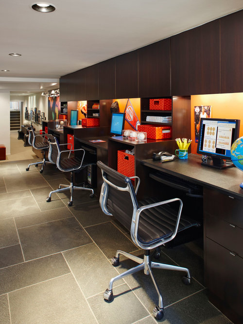 Computer Room Design Ideas Amp Remodel Pictures Houzz