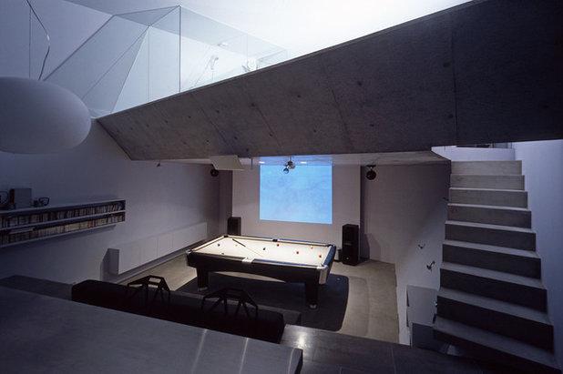 地下室 by ALPHAVILLE|アルファヴィル一級建築士事務所