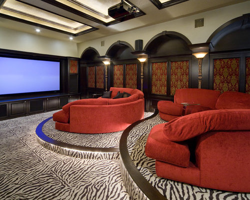 zebra print carpet home design ideas pictures remodel orlando home theater systems home theater solutions