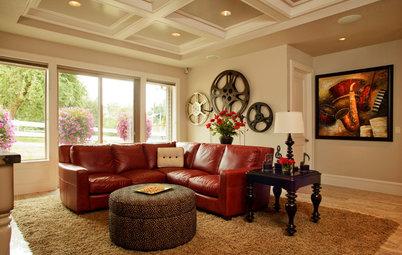 Descubre cómo inspirarte en el cine a la hora de decorar tu casa