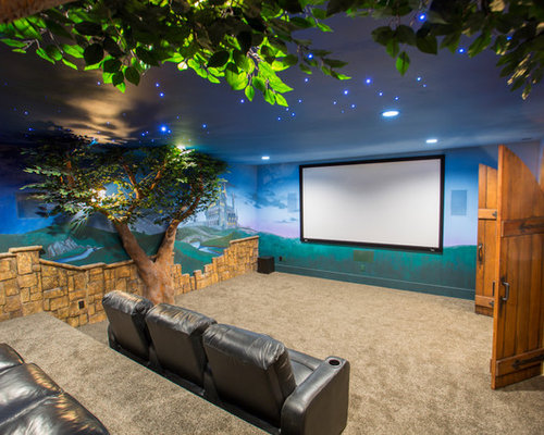 saveemail - Theater Room Decor
