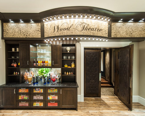 Movie Theater Concession Stand Houzz