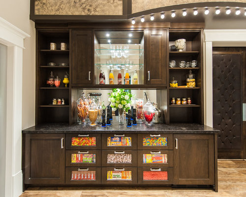 Home Theater Concession Stand Ideas