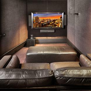 Idee per un home theatre moderno