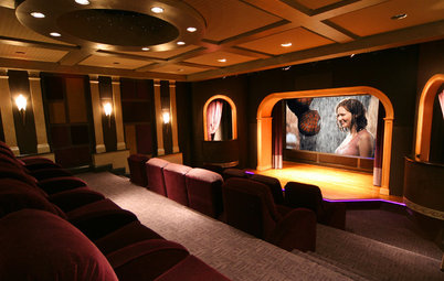 10 Home Theatres You Simply Won't Believe
