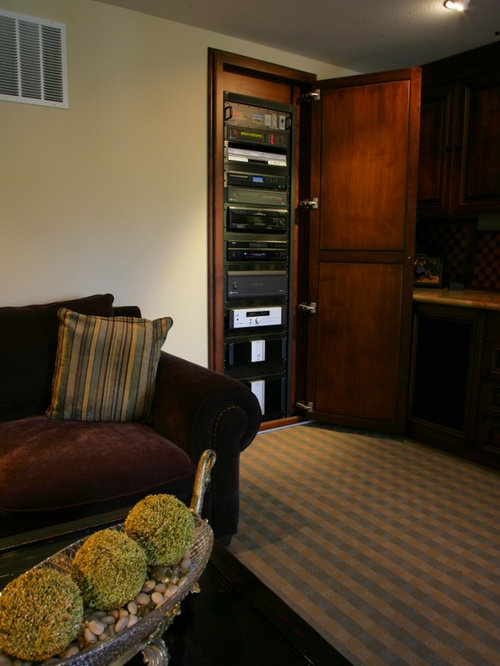 Inspiration For A Timeless Home Theater Remodel In San Francisco