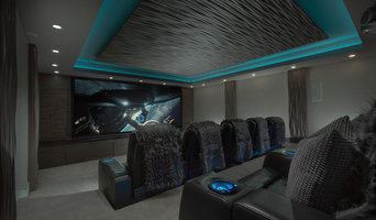 Alpine, Utah Home Theater