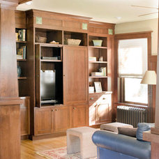 Traditional Home Theater by Classic Homeworks