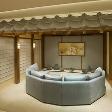 Asian Home Theater by Media Rooms Inc