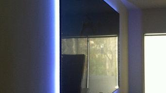 Austin condo game room