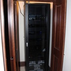 Media / Audio Visual Rooms - Contemporary - Home Theater ...
