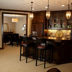 media room by Stonewood, LLC