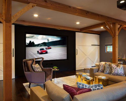 Disappearing Tv | Houzz