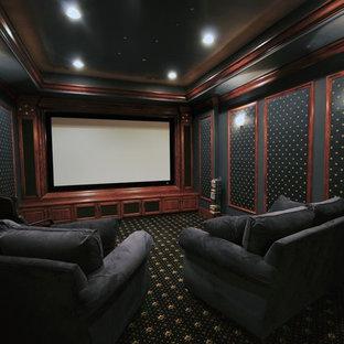 Basement & Home Theater
