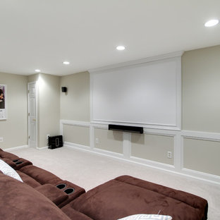 Basement Remodeling - West Windsor, New Jersey