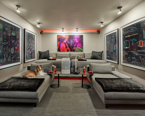 Home Theater Ideas home theater ideas & design photos | houzz