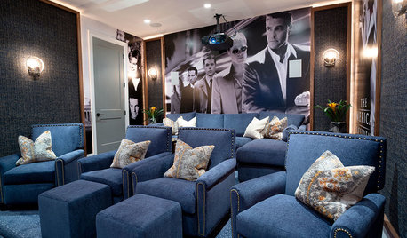 Set Designers' Tips for Cinematic Style at Home