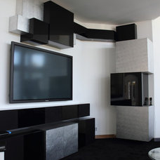 Modern Home Theater by fd&m GROUP, Inc.