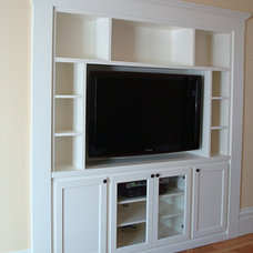 Home Theater by Case & Space