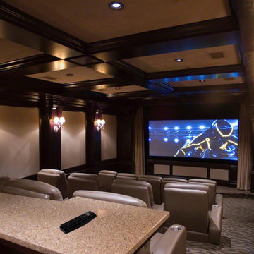 CEA Mark of Excellence Platinum Home Theater 2013