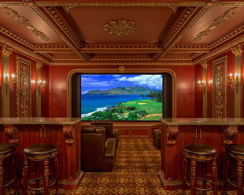 Home Theater Design Ideas Remodels Amp Photos Houzz