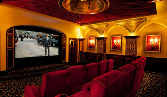 Complete theater we installed