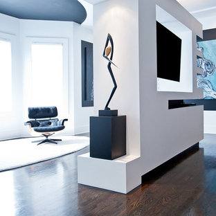 Idee per un home theatre contemporaneo