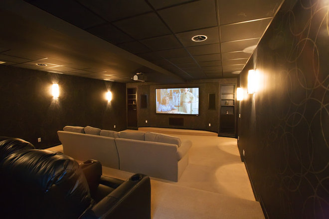 basement theatre room ideas
