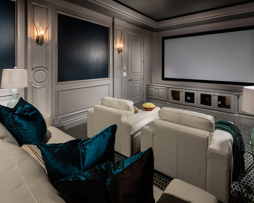 186 transitional los angeles home theater design ideas rustic los angeles home theater design ideas remodels