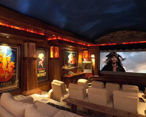 craftsman los angeles home theater design ideas remodels traditional los angeles home theater design ideas