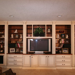 Custom Built-In Entertainment Centers