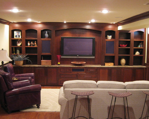 Custom Home Entertainment Center Ideas Pictures Remodel