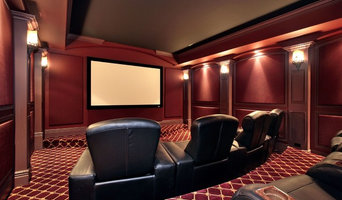 Custom Home Theater 2