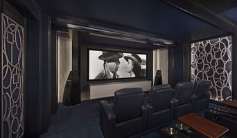 Custom Theater Room