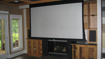 Dedicated Home Theater Design & Installation