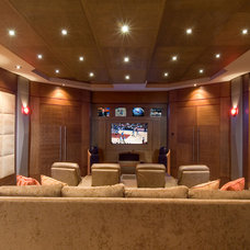 Home Theater by H2 Systems Inc.