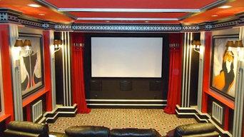 Disney Home Theater
