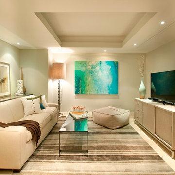 DKOR Interiors - Interior Designers Miami - Elegant Escape