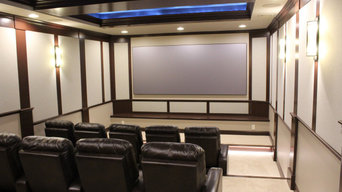 Dolby Atmos 7.2.4 True Widescreen 2:35:1 Home Theater