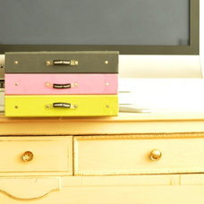 Eclectic Home Theater DVD binders