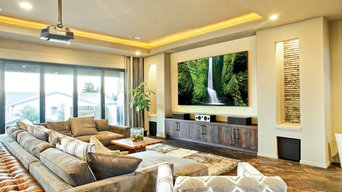 Elegant Home Theater