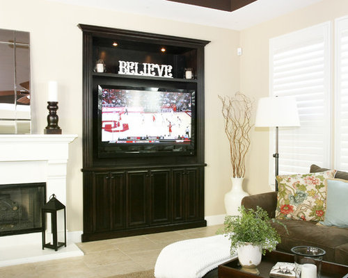 Entertainment Centers & Built-in Niches