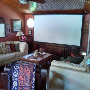 Family Room gets dual Theater conversion