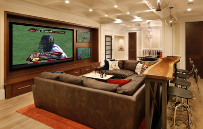 How to Create a Dream Football-Watching Zone for Superfans