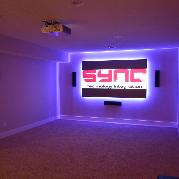 Theaters & Media Rooms